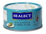 SEALECT Tuna Sandwich In Spring Water 48 / 185G